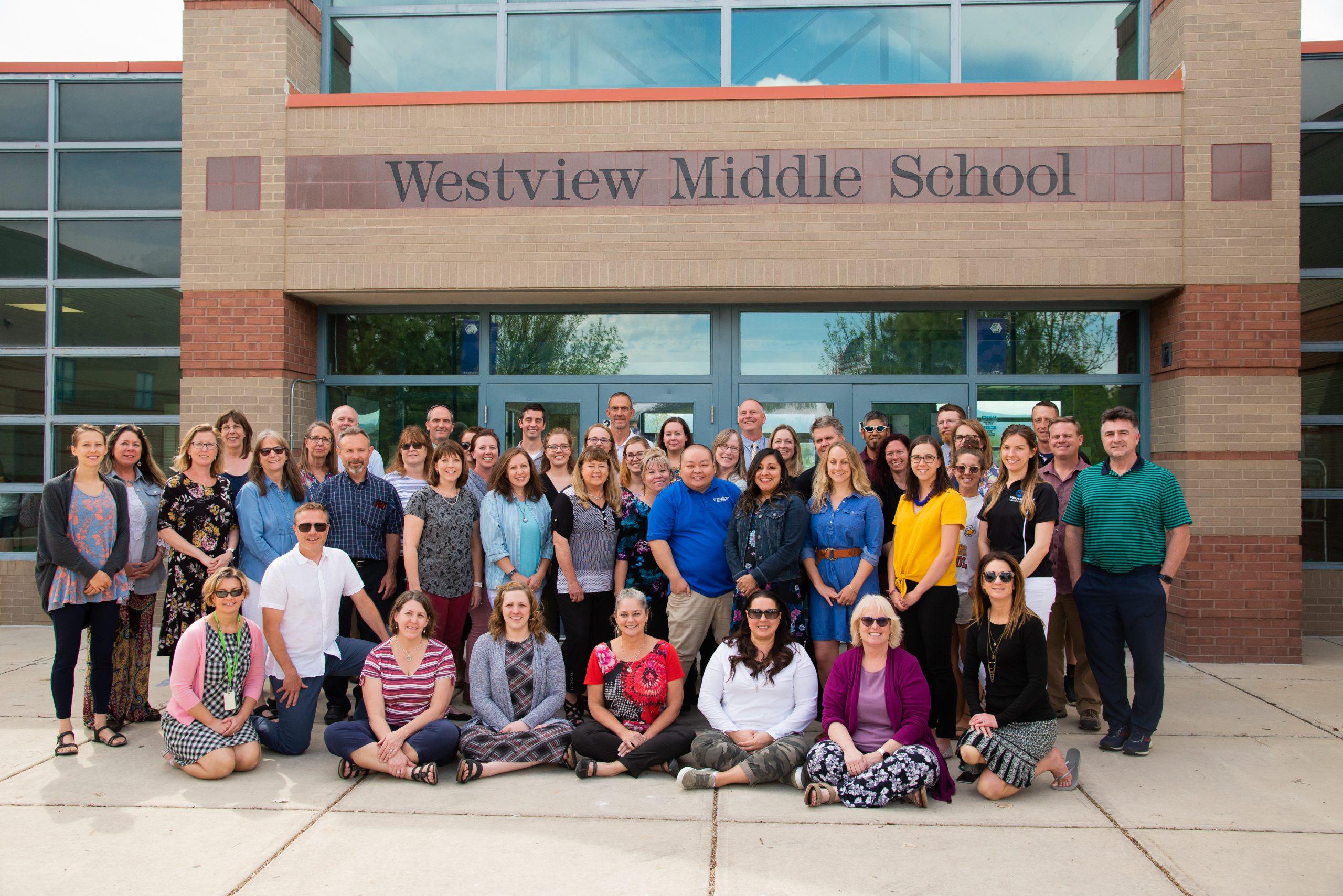 Westview Middle School Staff